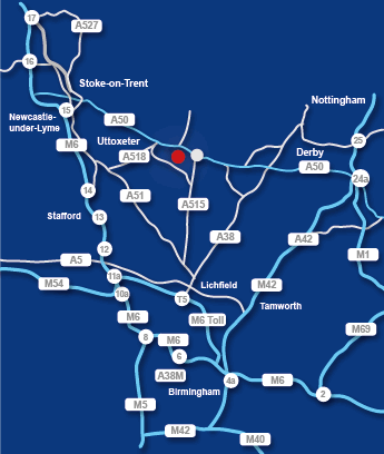 motorway-map